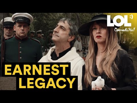 Earnest Military Funeral // LOL ComediHa! Season 6 Compilation