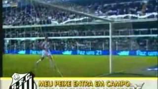 """Programa """"Corpo em Ação"""" (TV Tribuna Baixada Santista) do dia 14/08/2010 (sábado). SANTOS FC - CAMPEÃO DA COPA DO..."""