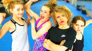 Video ULTIMATE GYMNASTICS CHALLENGE - SIS VS BRO FAMILY EDITION - WHO'S THE FITTEST OF THE NORRIS NUTS? MP3, 3GP, MP4, WEBM, AVI, FLV Desember 2018