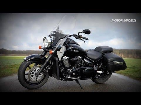 Essai Suzuki 1500 Intruder 2013