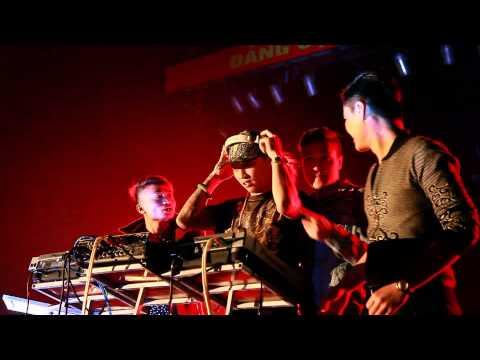 DJ Phong Tóc Dài - Moto Show Thái nguyên - DJ Club Thái Nguyên