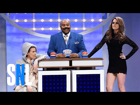 Celebrity Family Feud: Super Bowl Edition – SNL