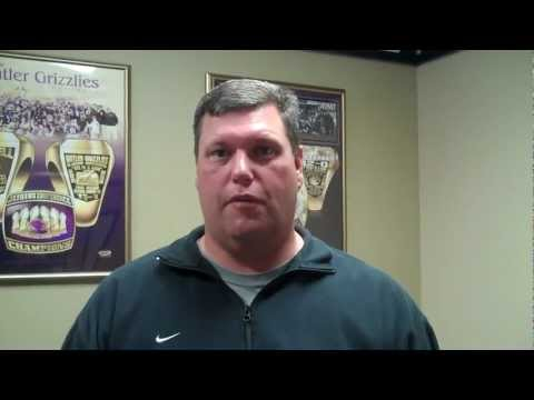 Football: Coach Morrell thoughts on The Citizens Bank Bowl