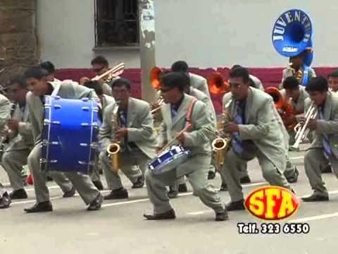 Banda Juventud Acollina ---- Mix Marchas