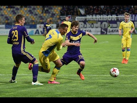 PLTS, 30. Kolo: Maribor - Domžale 1:0