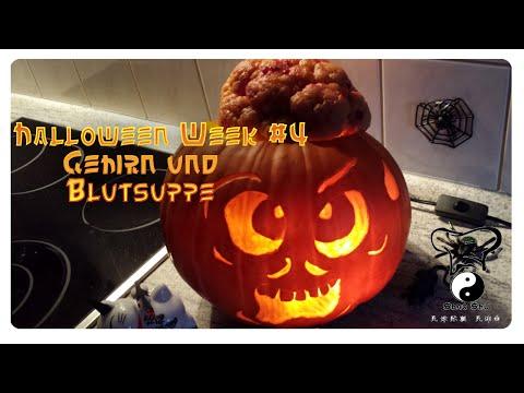 Halloween Spezial Blumenkohlhirn und Blutsuppe