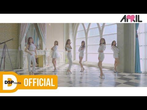 APRIL(에이프릴) - 파랑새(The Blue Bird) Choreography Video (видео)