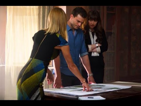Fifty Shades Freed - House/Home Scene