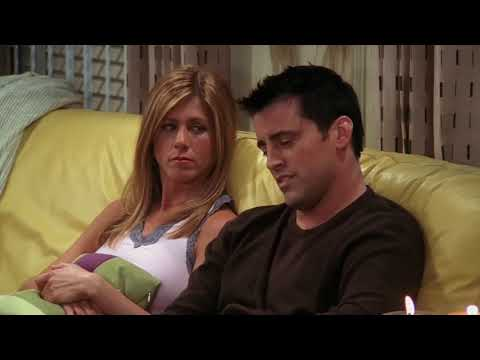 Friends - Rachel and Joey decide to stay Friends | Friends Rewind |