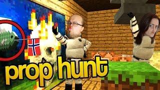 NOMINERA UFOSXM SOM ÅRETS GAMER I GULDTUBEN! http://www.guldtuben.se Ufosxm och KimmyPOWER spelar Prop Hunt med Prebz og Dennis i en ...
