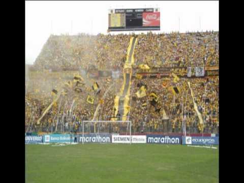 Te dare liga puta - Sur Oscura - Barcelona Sporting Club - Ecuador - América del Sur