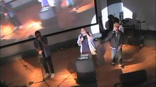 Saykoji - Narsis @america Opening Celebration Dec 1st 2010