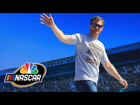 Dale Earnhardt Jr. takes on Ryan Blaney in pop culture quiz I NASCAR I NBC Sports