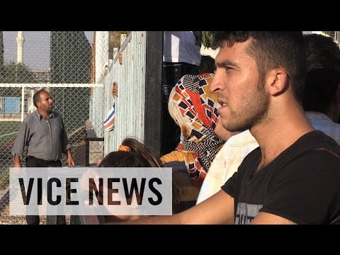 Future - Subscribe to VICE News here: http://bit.ly/Subscribe-to-VICE-News In mid-September, Islamic State militants launched an offensive to seize Kobane, a predominantly Kurdish town in Syria just...