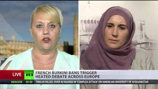 Burkini Ban :  Islamic groups call for emergency meeting with the Interior Ministry