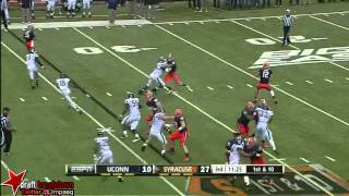 Jerome Smith vs UConn (2012)