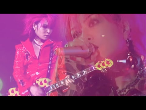 "Hide With Spread Beaver ""ピンク スパイダー"" Studio Live"