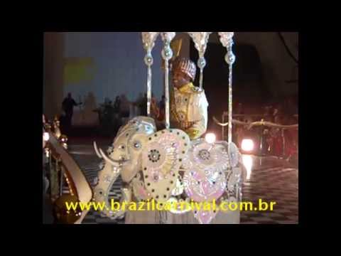Indian Elephant Costume from Brazil Carnival