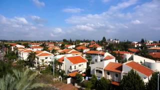 Rehovot Israel  city photo : Moving clouds over Rehovot, Israel