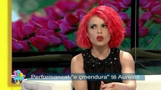 Takimi I Pasdites - AURELA GACE&MARSHIM PER  TE DREJTAT E KAFSHEVE - 5 Prill 2013