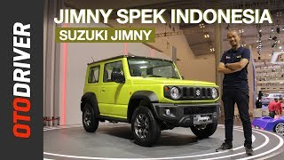 Download Video Suzuki Jimny 2019 | First Impression | OtoDriver MP3 3GP MP4
