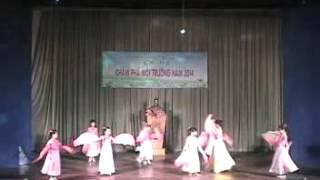 Nhà Thiếu Nhi Củ Chi/ ĐVN Tuổi Thần Tiên(Múa quạt)8/2014