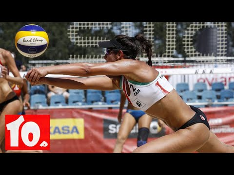 Top 10 Sexiest Beach Volleyball Players