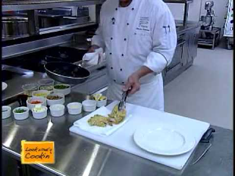 How to cook Cornmeal Crusted Soft Shell– Look What's Cookin'- Culinary Institute of Virginia