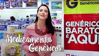 Oferta da Semana – Promoção de medicamentos genéricos