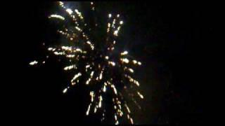 Feuerwerk Stadtfest Mettmann 2010