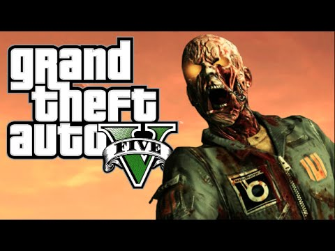 Gta - GTA 5 Zombie DLC: A Zombie DLC coming to GTA 5? Will we see Zombies in GTA 5 Online with the new DLC? ----- My Twitter: http://twitter.com/champchong My Instagram: http://instagram.com/champchon...