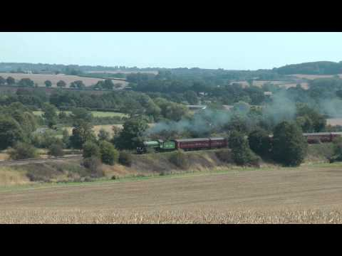 LNER B1 61306 'Mayflower' with The Cathedrals Express for...