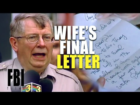 Missing Wife Sends Chilling Final Letter | The FBI Files