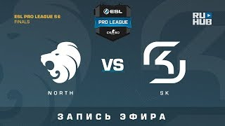 North vs SK - ESL Pro League Finals - de_overpass [ceh9, CrystalMay]