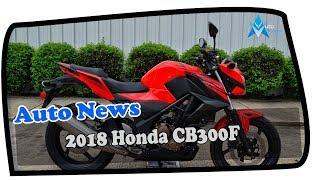 4. HOT INFO !!! 2018 Honda CB300F Price & Spec