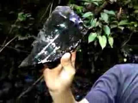 Lokasi Harta Batu Mulia Di Tengah Hutan