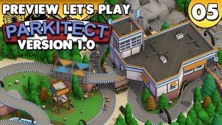 Parkitect 1.0 - Preview Let's Play • #005 [Deutsch/German][Gameplay]