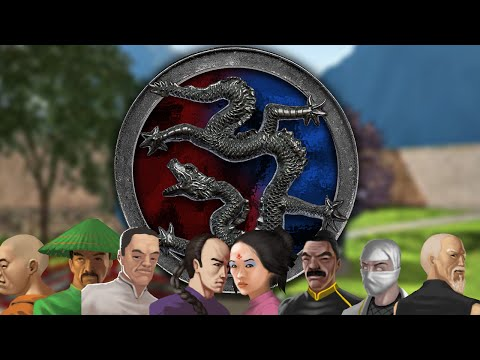 Dragon Fist 3D Trailer Thumbnail