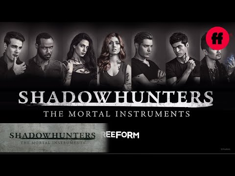 "Birthday - ""Blood Rose"" Music | Shadowhunters Season 2, Episode 8 | Freeform"