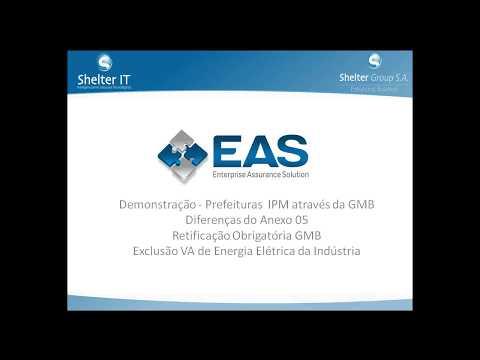 EAS - Análises no IPM voltado para Prefeituras