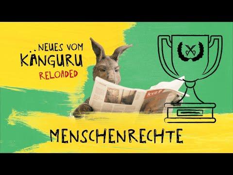 Menschenrechte   Neues vom Känguru reloaded mit Marc-Uwe Kling
