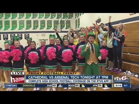 Friday Football Frenzy GMI: Cathedral At Arsenal Tech