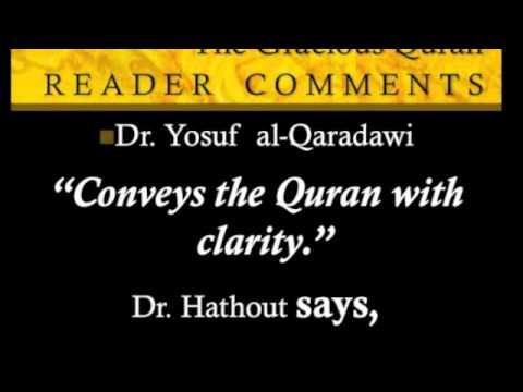 The Gracious Quran by Dr. Ahmad Zaki Hammad