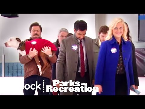 Ice Rink Campaign - Parks and Recreation