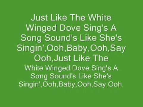 Stevie Nicks -Edge Of Seventeen (Lyrics)