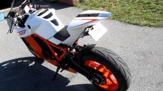 7. 2011 KTM 1190 RC8R