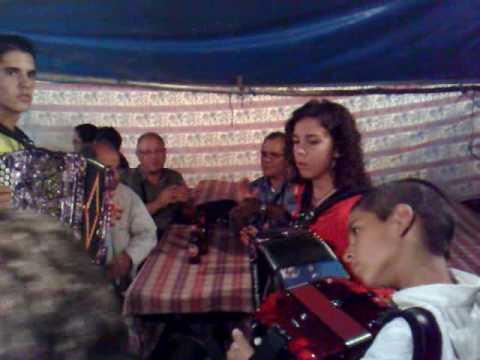 As festas de Sao Joao d'arga 2009 com a Claudia Martins