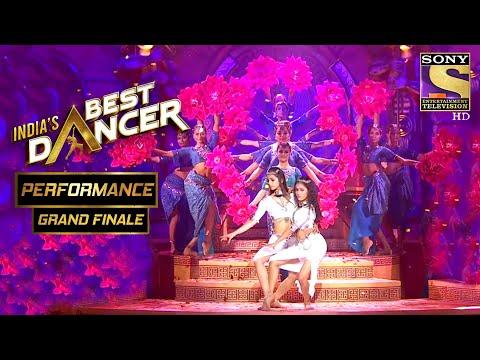 Shwetha और Bhawna ने दिया एक Enchanting Performance! | India's Best Dancer | Grand Finale