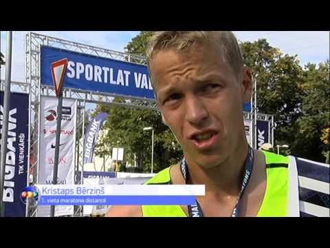 Sportlat Valmieras maratons 2015