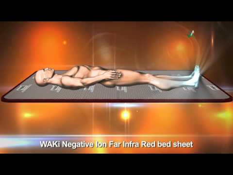 WAKi Negative Ion Far Infra Red Bed